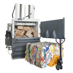 Prensa Compactadora Vertical V-Press 860L