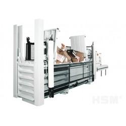 Prensa Compactadora Horizontal HL 3521 15/9 kW
