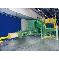 Prensa Compactadora de Canal VK 6015