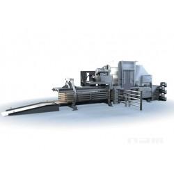 Prensa Compactadora de Canal VK 5512