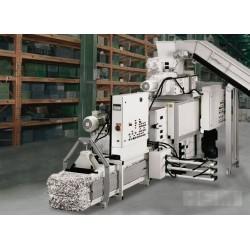 Prensa Compactadora de Canal VK 1005