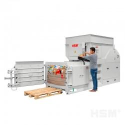 Prensa Compactadora Horizontal HL 4809