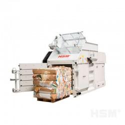 Prensa Compactadora Horizontal HL 7009