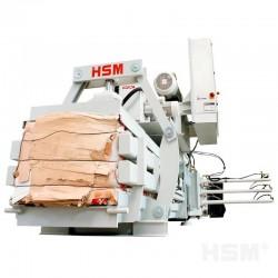 Prensa Compactadora de Canal VK 1206