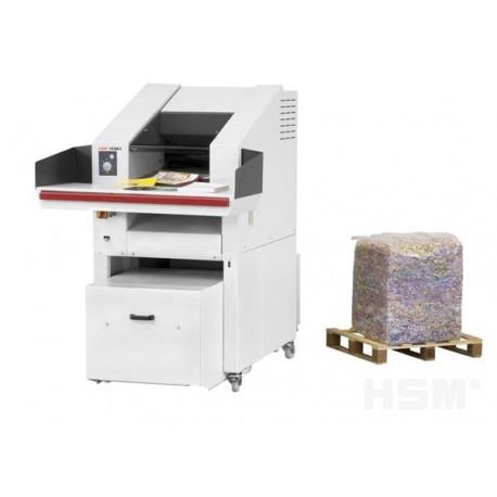 Combinación de destructora + prensa HSM SP5080 - 10,5x40-46 mm
